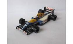 F1 Williams Renault FW 014B 1:43 Minichamps, масштабная модель, 1/43