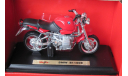 Мотоцикл BMW R1100R 1:18 Maisto, масштабная модель, 1/18
