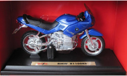 Мотоцикл BMW R1100RS 1:18 Maisto, масштабная модель, 1/18