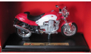 Мотоцикл Guzzi V10 Centaur 1:18 Maisto, масштабная модель, 1/18