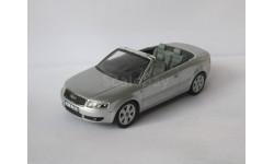 Audi A4 Cabriolet 1:43 Norev, масштабная модель, 1/43