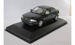 Audi A4 1999-2001 1:43 Minichamps, масштабная модель, 1/43
