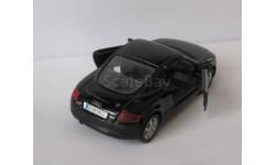 Audi TT 1:36 Welly, масштабная модель