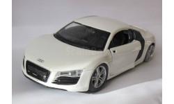 Audi R8 1:24  Maisto, масштабная модель, 1/24