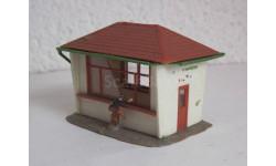 Здания и сооружения для макета 1:87 16,5 HO киоск