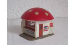 Здания и сооружения для макета 1:87 16,5 HO торговый киоск
