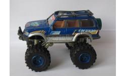 Toyota Land Cruiser 80 внедорожник Bigfoot 1/43, масштабная модель, 1:43