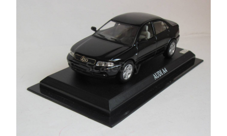 Audi A4 1:43 Del Prado, масштабная модель, 1/43