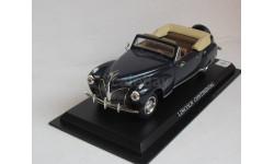 Линкольн Lincoln Continental 1941 1:43, масштабная модель, Del Prado, scale43