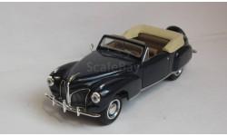 Линкольн Lincoln Continental 1941 1:43, масштабная модель, Del Prado, 1/43