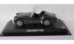 Triumph TR3 1:43 Del Prado
