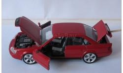 Audi  A6 1:43 Schabac
