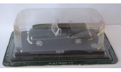MGB 1:43 Del Prado, масштабная модель, 1/43