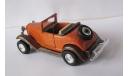 Ford Radster 1930 1/43, масштабная модель, 1:43