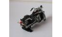Модель мотоцикла Harley Davidson  1:43, масштабная модель мотоцикла, 1/43, Harley-Davidson