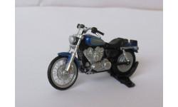 Модель мотоцикла Harley Davidson  1:43