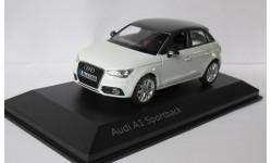 Audi A1 Sportback 1:43  Kyosho, масштабная модель, 1/43
