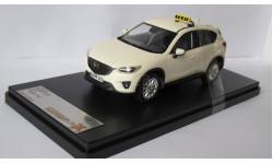 Mazda CX-5  2012 Taxi 1:43 Premium X, масштабная модель, 1/43