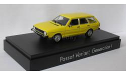 Volkswagen VW Passat Variant  1974  1:43 Minichamps, масштабная модель, 1/43