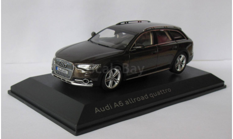 Audi A6 Allroad Quattro 1:43, масштабная модель, 1/43