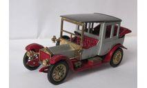 Rolls Royce 1912 1:43 Matchbox, масштабная модель, Rolls-Royce