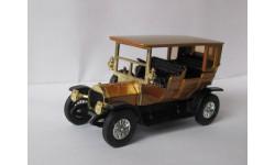 Peugeot 1907 1:43 Matchbox, масштабная модель