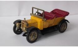 Daimler 1911  1:43  Matchbox, масштабная модель