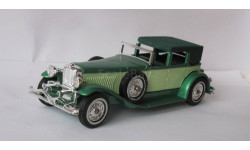 Model 'J' Duesenberg 1930 1:43  Matchbox