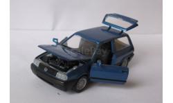 VW Volkswagen Polo II  1:43 Schabak, масштабная модель, 1/43