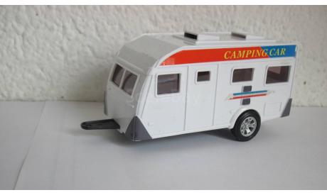 Автодом, Кемпер, Автодача, Прицеп-дача, Автотрейлер 1:43, масштабная модель, scale43