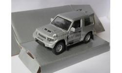 Mitsubishi Pajero Evolution 1:43