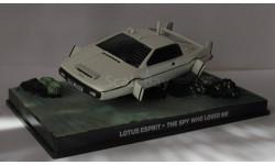 Lotus Esprit 1:43  007 James Bond