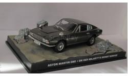 Aston Martin DBS  1:43  007 James Bond, масштабная модель, 1/43