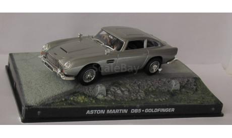 Aston Martin DB5  1:43  007 James Bond, масштабная модель, 1/43