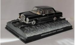 Mercedes Benz 250SE 1:43  007 James Bond, масштабная модель, 1/43, Mercedes-Benz