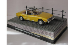 Triumph Stag 1:43  007 James Bond