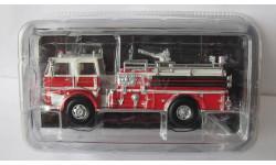 Seagrave K-Tzpe Pumper 1:64 DEL PRADO Пожарная машина