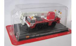 Camion grue Liebherr TM 10 40 G3 1:80 DEL PRADO Пожарная машина, масштабная модель