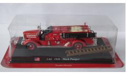 Mack Pumper 1948 1:64  DEL PRADO Пожарная машина