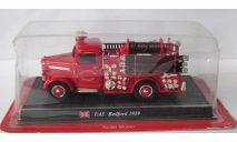Bedford 1939 1:43 DEL PRADO Пожарная машина, масштабная модель, 1/43