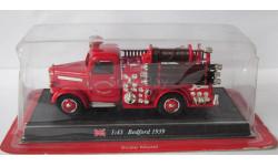 Bedford 1939 1:43 DEL PRADO Пожарная машина
