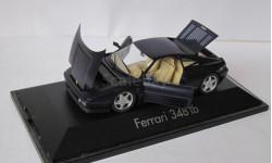 Ferrari 348 tb  1:43 Herpa, масштабная модель, 1/43