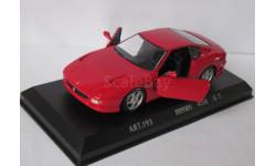 Ferrari 456 GT 1992 1:43 Detail Cars, масштабная модель, 1/43