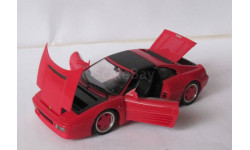 Ferrari 348 ts Cabriolet 1:43 Herpa, масштабная модель, 1/43