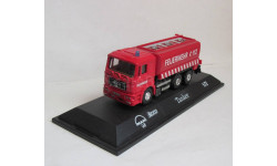 MAN F2000 1:72 Пожарная машина, масштабная модель, scale72
