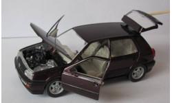 VW  Volkswagen Golf VR6 1:43 Schabak, масштабная модель, 1/43