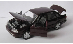 VW Volkswagen Passat  B4 VR6 Limousine  1:43 Schabak, масштабная модель, 1/43