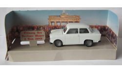 Trabant 601 1989 1:43  Vitesse
