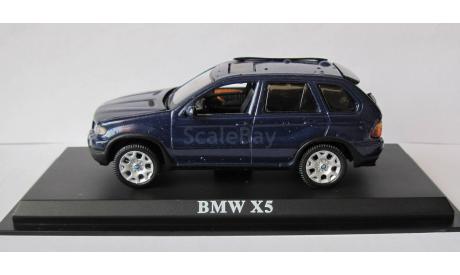 BMW X 5 1:43, масштабная модель, 1/43