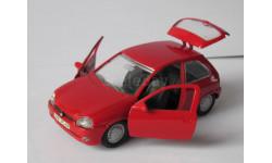 Opel Corsa  1:43 Gama, масштабная модель, 1/43